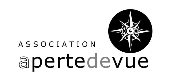 Association A perte de vue - White logo