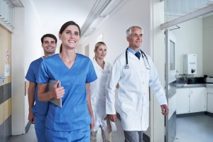Work-life balance for healthcare professionals