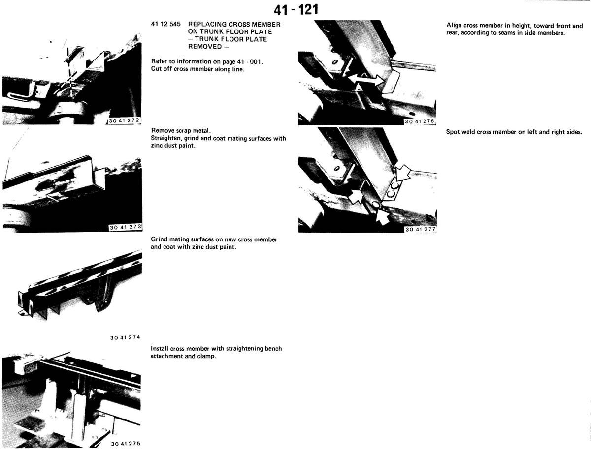Pierre's e30 M3 Buildup » Body