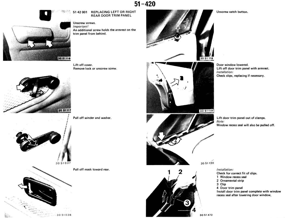Pierre's e30 M3 Buildup » Body Equipment