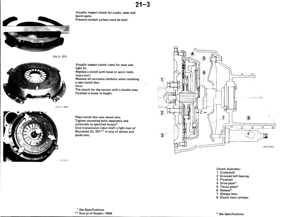 Pierre's e30 M3 Buildup » Clutch