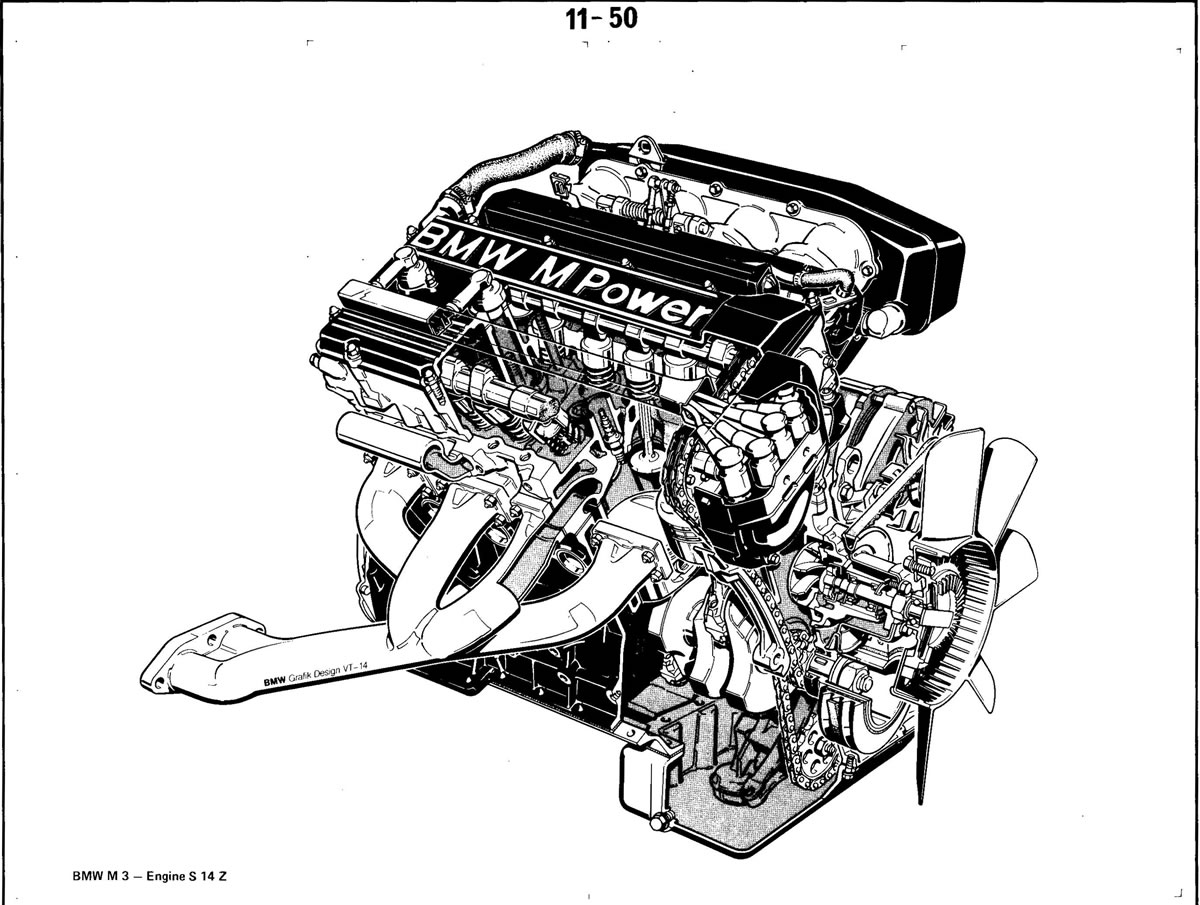 Pierre's e30 M3 Buildup » Engine (S14)