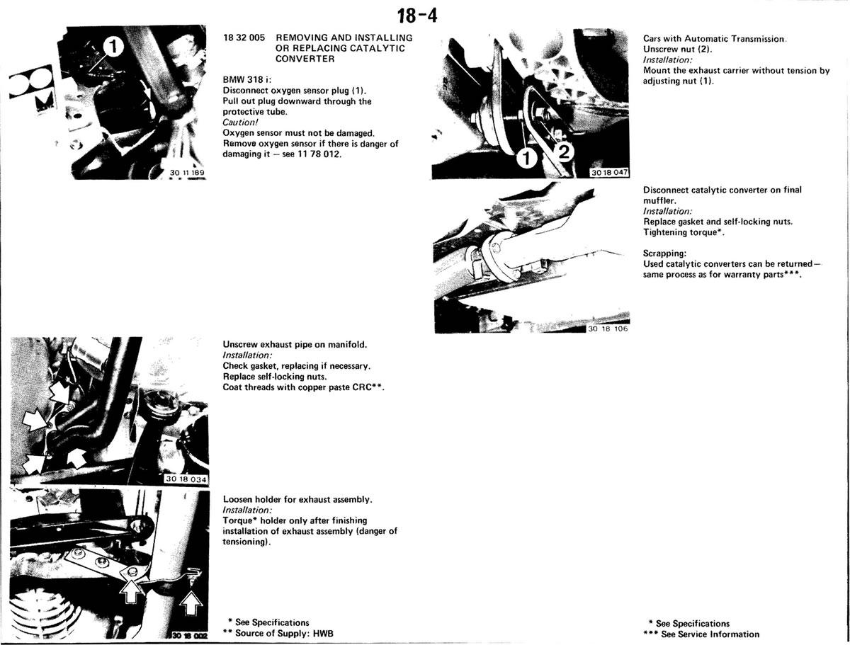Pierre's e30 M3 Buildup » Exhaust System