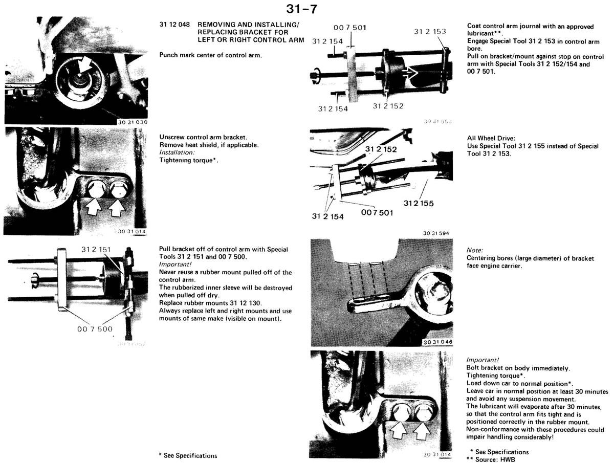 Pierre's e30 M3 Buildup » Front Axle