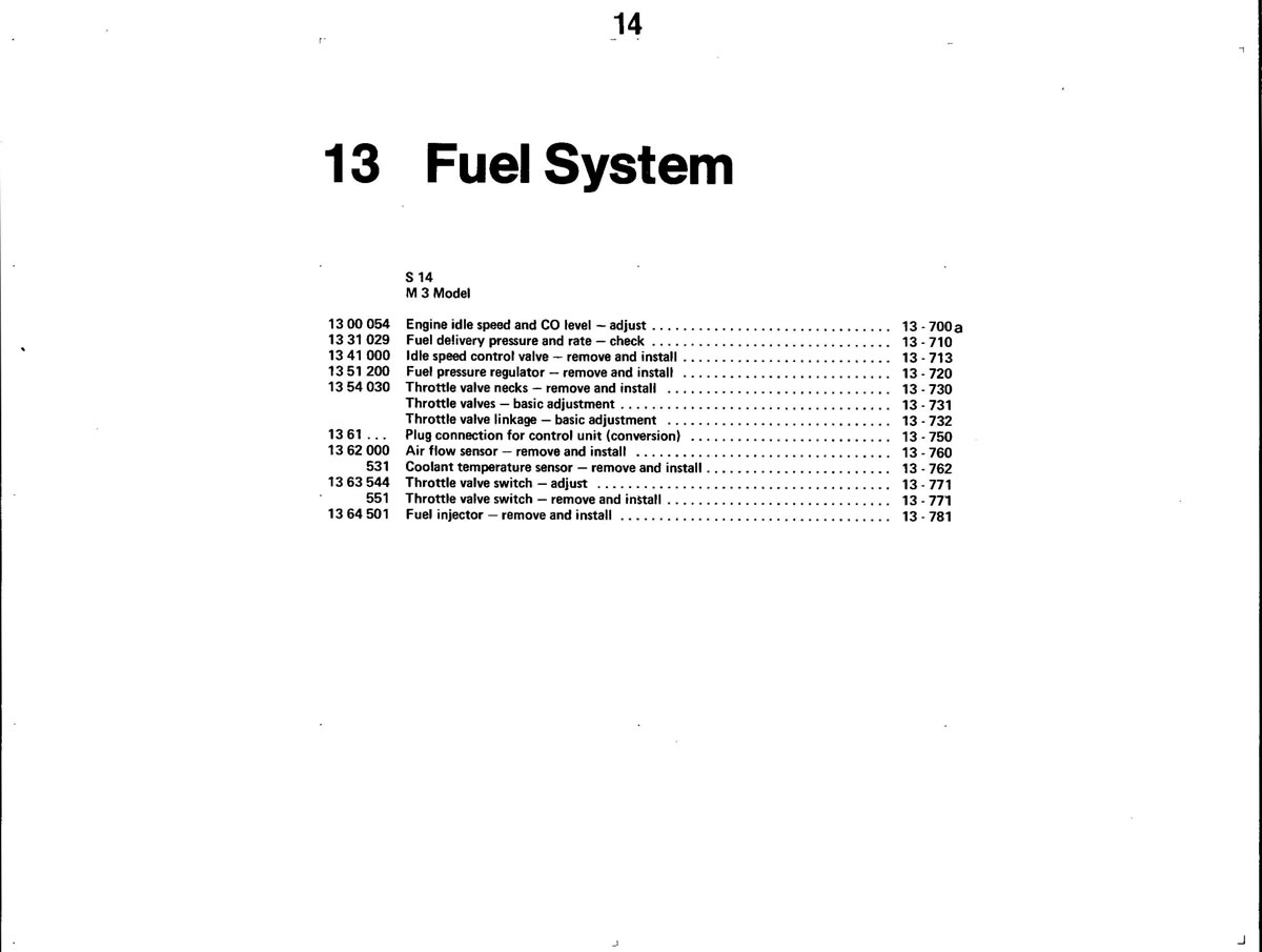 Pierre's e30 M3 Buildup » Fuel System and Lines