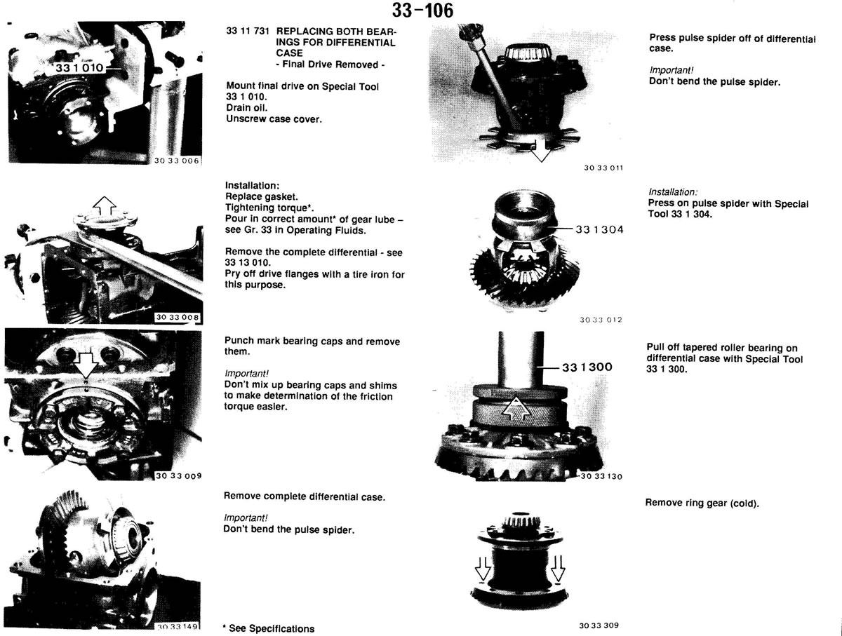 Pierre's e30 M3 Buildup » Rear Axle
