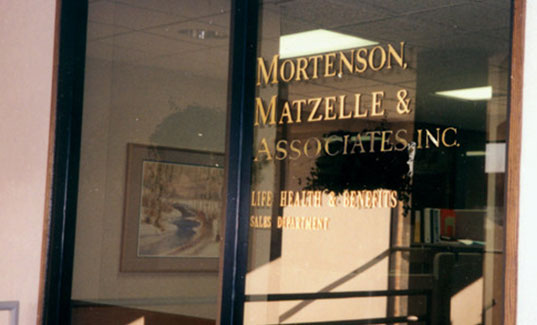 Mortenson, Matzelle & Associates Building