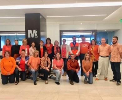 Second Harvest_Go Orange_MSN (group photo)