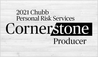Chubb_2021 Cornerstone Agency logo cover image