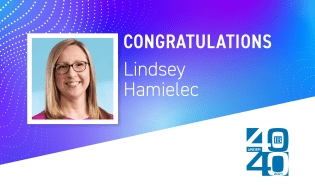 Lindsey Hamielec - IB 40 under 40 Winner Panel