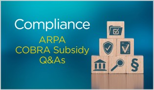 ARPA COBRA Subsidy Q&As