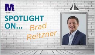 M3 EE SPOTLIGHT image of Brad Reitzner