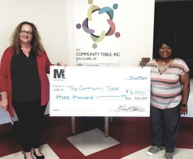 The Community Table - M3 Foundation