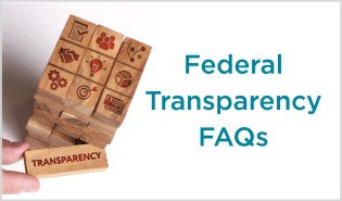 Federal Transparency FAQs