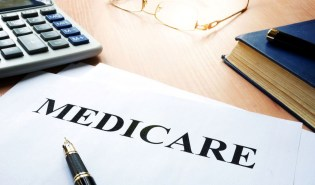 What is Medicare? written on paper