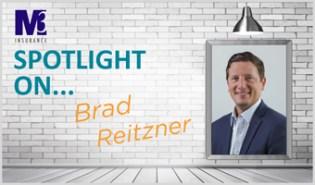 M3 Employee Spotlight Brad Reitzner