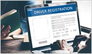 Driver Registration