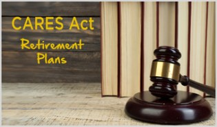 CARES ACT Retirement Plans