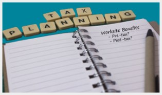 Worksite Benefits Pre or Post Tax Cover Image