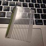 OHTOのミニモシャープペンシルはメモ帳との併用に最適。