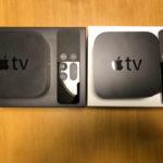 Apple TV4Kを買ってみた