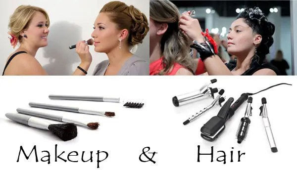 don t combine wedding hair stylists and makeup artists