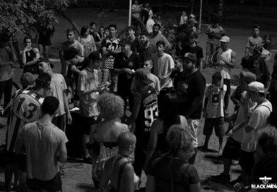 Batalha de MC's acontece nesta quarta na Praça Ramez Tebet