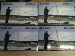 2M0SQL QSL Cards Delivered
