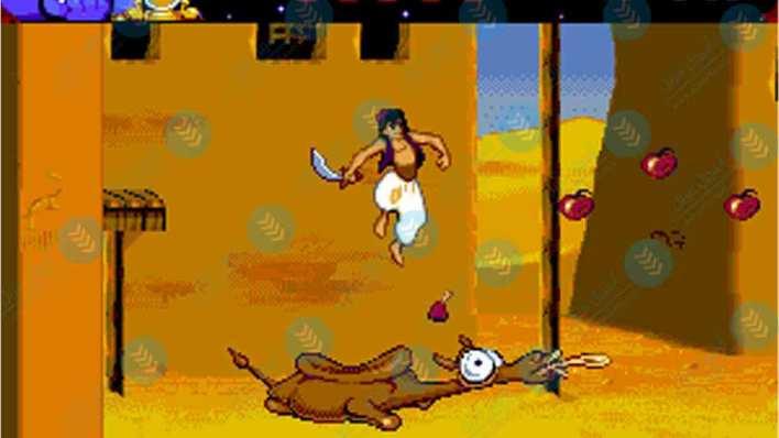 تحميل لعبة علاء الدين القديمة بتاعة الاتارى للاندرويد