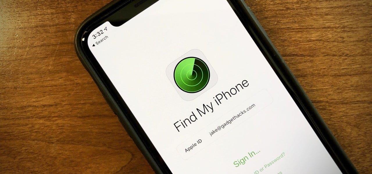 هل يمكن العثور على الايفون عن طريق الرقم التسلسلي معرفة