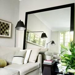 Big Living Room Mirrors Amazing Escape Walkthrough Tricks That Make You Look And Feel Bigger M3studio Blog