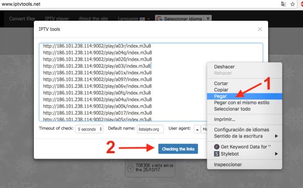 crear listas m3u como hacer listas iptv actualizadas