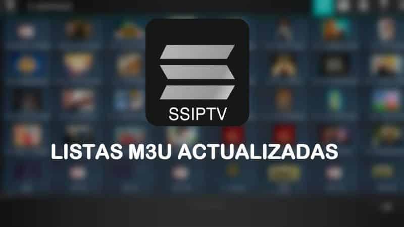 listas ss iptv gratis 2018 para android pc smart tv descargar ssiptv