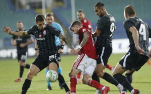 Зоря излъга ЦСКА, съдията предизвика гнева на червените – БГ Футбол – Евро участници