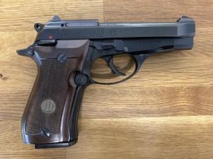 Pistole BERETTA 81BB, Kaliber 7.65mmBrowning