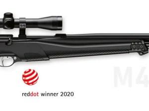 Pressluftgewehr Stoeger XM1 S4, Kaliber 4.5mm, 35J, Combo