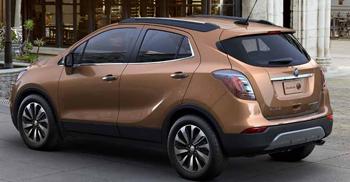 2016年微型經濟休旅車推薦:Lease一臺Buick Encore吧。 | M4 Motor Garage