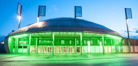 Freistädter Messehalle   Messehalle Freistadt   Messe Mühlviertel