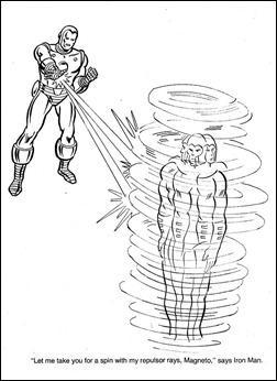 Marvel Super Heroes Secret Wars Activity Book Returns in