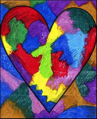 Ode To Jim Dine Mural Paperblog