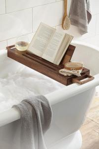 How to Make Your Own Bathtub Tray - Paperblog