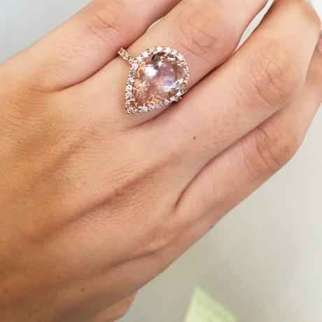 Pastel Diamond Engagement Rings For Easter  Paperblog