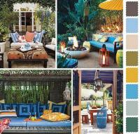 Bohemian by Design - Layer One: Color - Paperblog
