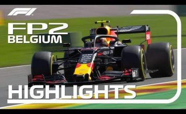 2019 Belgian Grand Prix Fp2 Highlights Paperblog