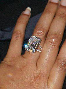 6 Of The Best Celebrity Engagement Rings Paperblog