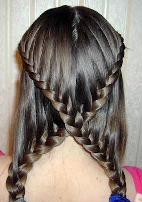 Latest New Pakistani Hairstyle Collection For Girls 2012 Paperblog