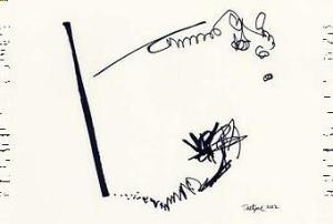minimalist drawings paperblog