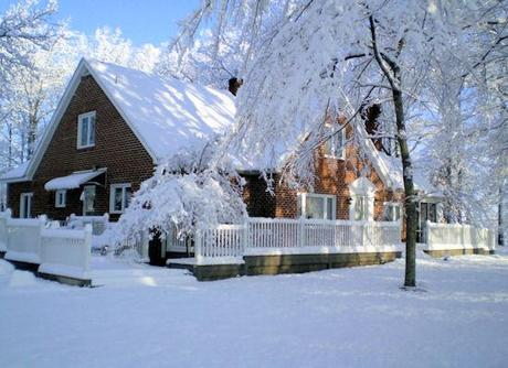 Snow Falling At Night Wallpaper Get Your West Knoxville Home Ready For Winter Paperblog