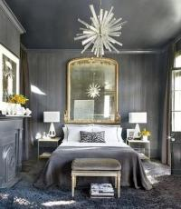Dark Colors in Small Spaces - Paperblog