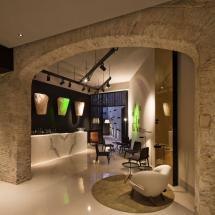 Rustic Interior Design Hotel
